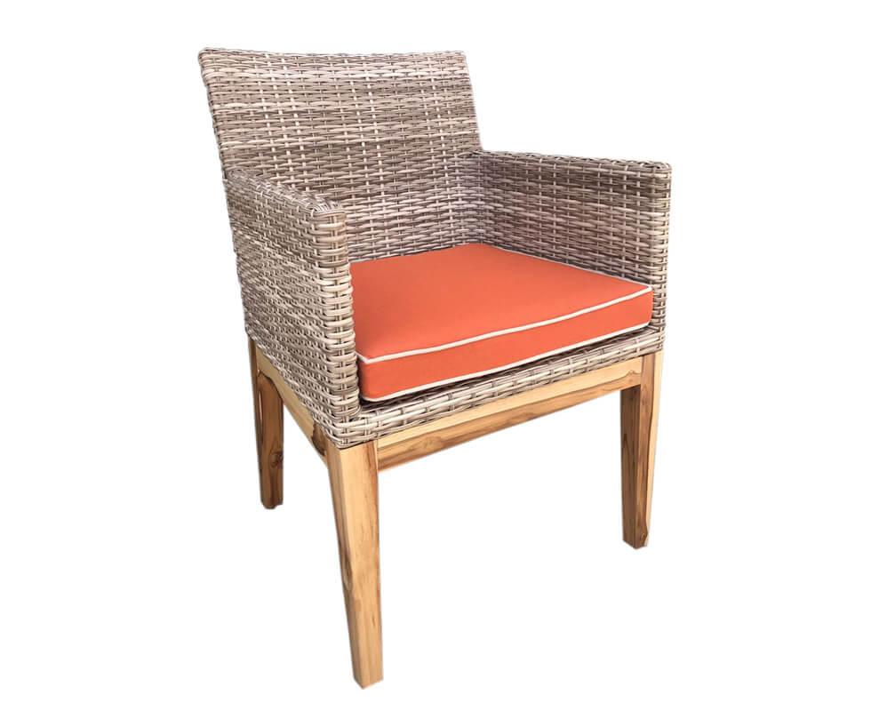 Cali Teak dining chair