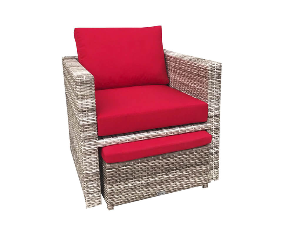 copan Lounge Chair with ottoman