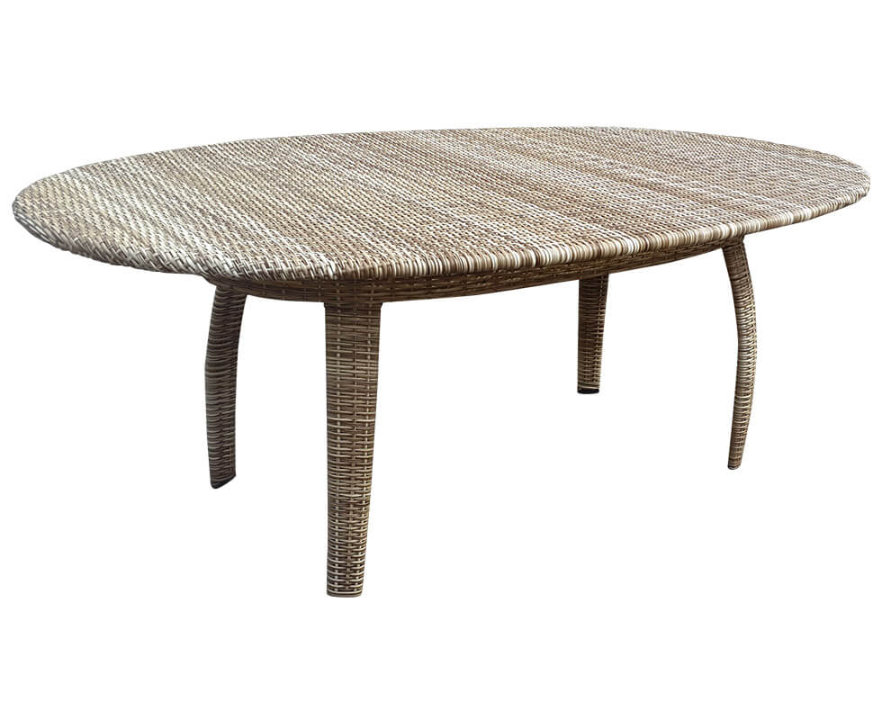 Madrid Oval Table