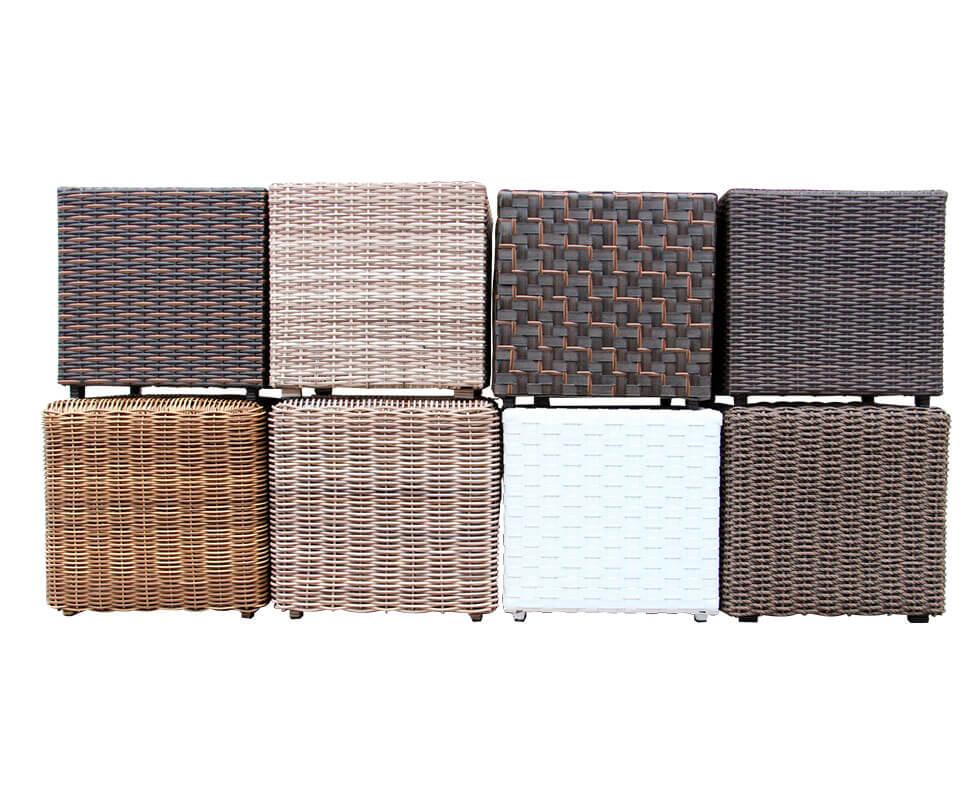 Ottoman Cubes