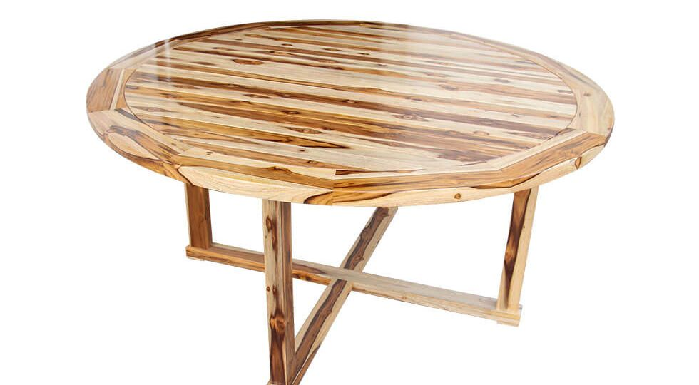 Table (Horizontal Pattern)