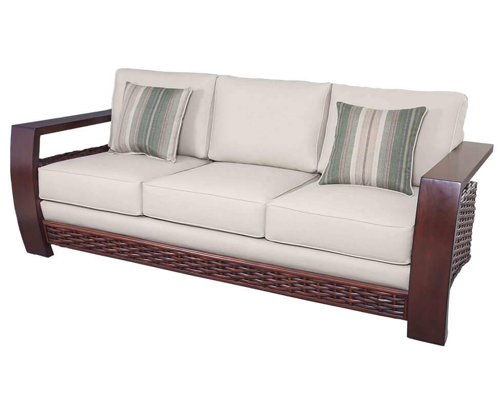 Vivendo Flat Oval sofa