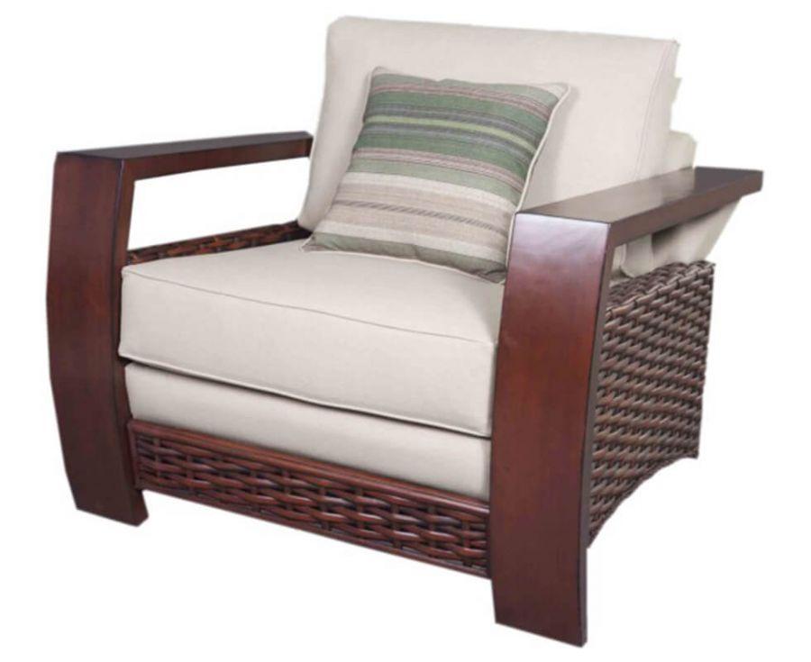 Vivendo Flat Oval loungechair_1