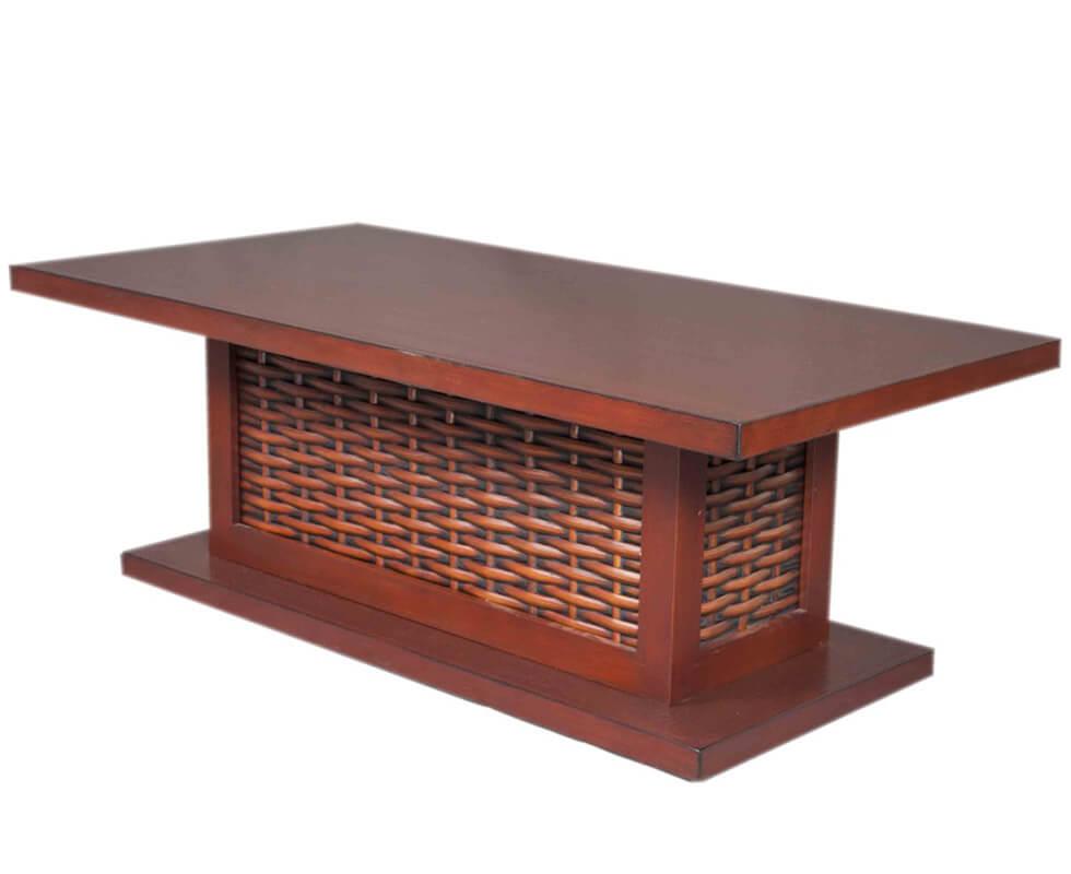 Vivendo Flat Oval center table_3