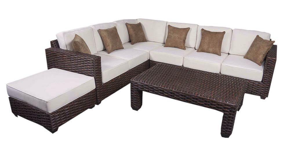 Guanaja sectional