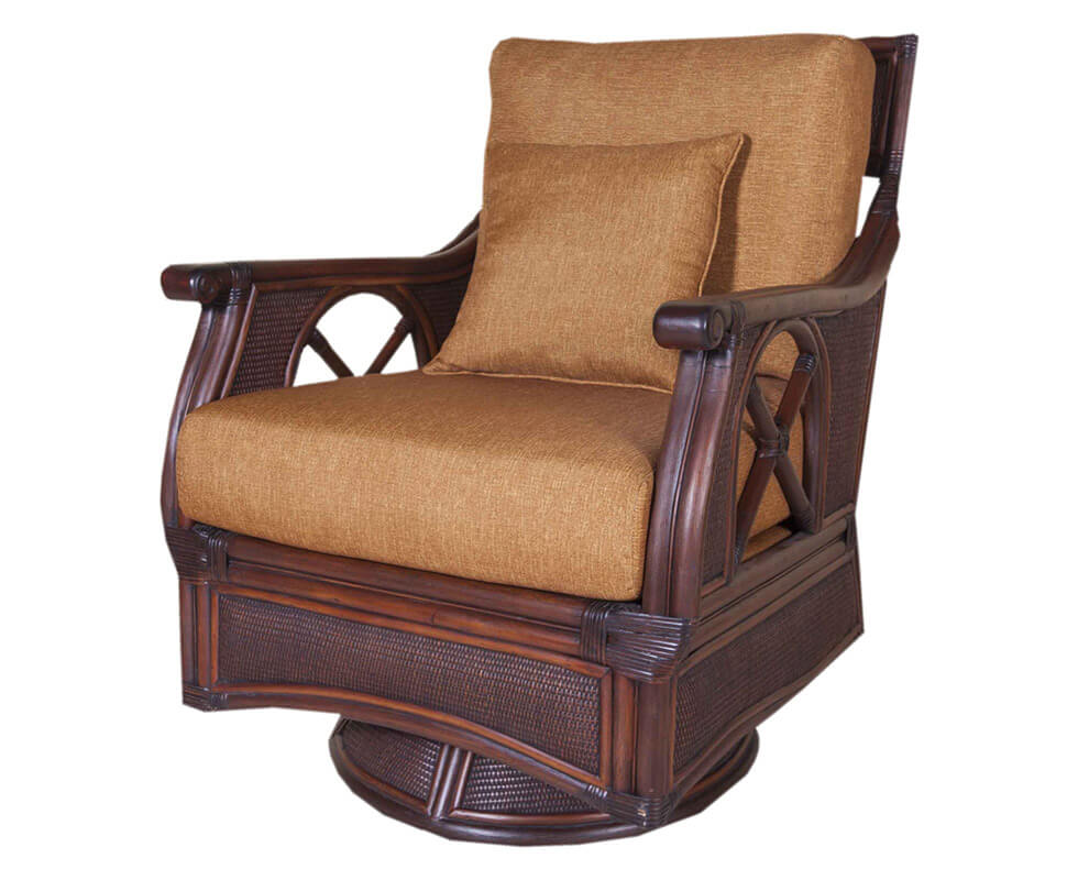 Santa Lucia Swivel Lounge chair