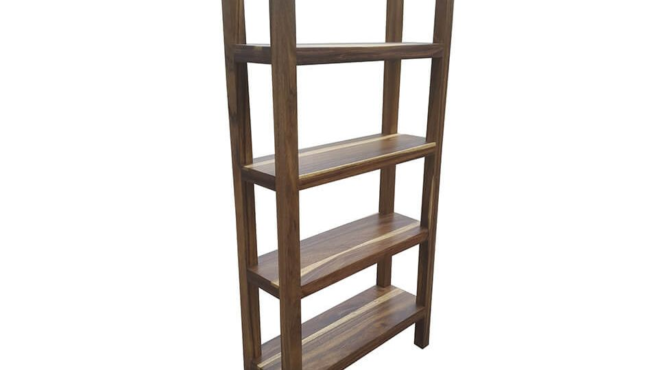 HARDWOOD BOOKSTAND