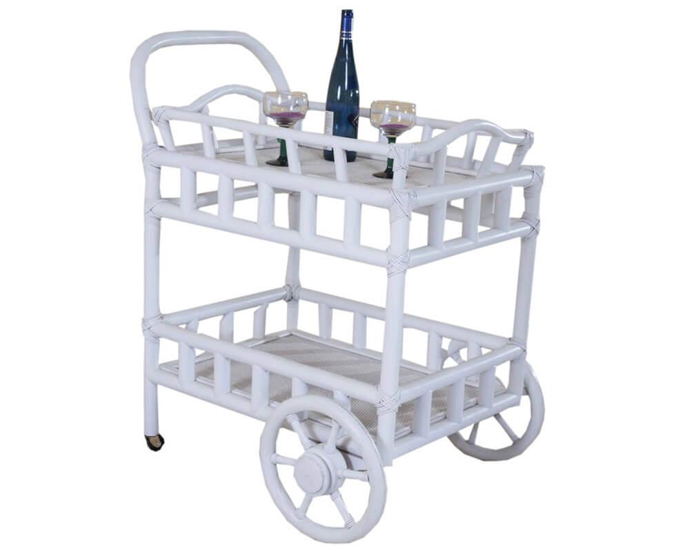 Rattan T-Cart