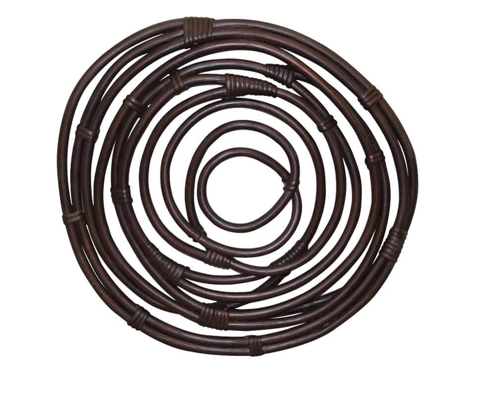 Rattan Spiral
