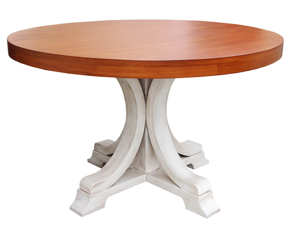 Neo Classic Dining Table for 6