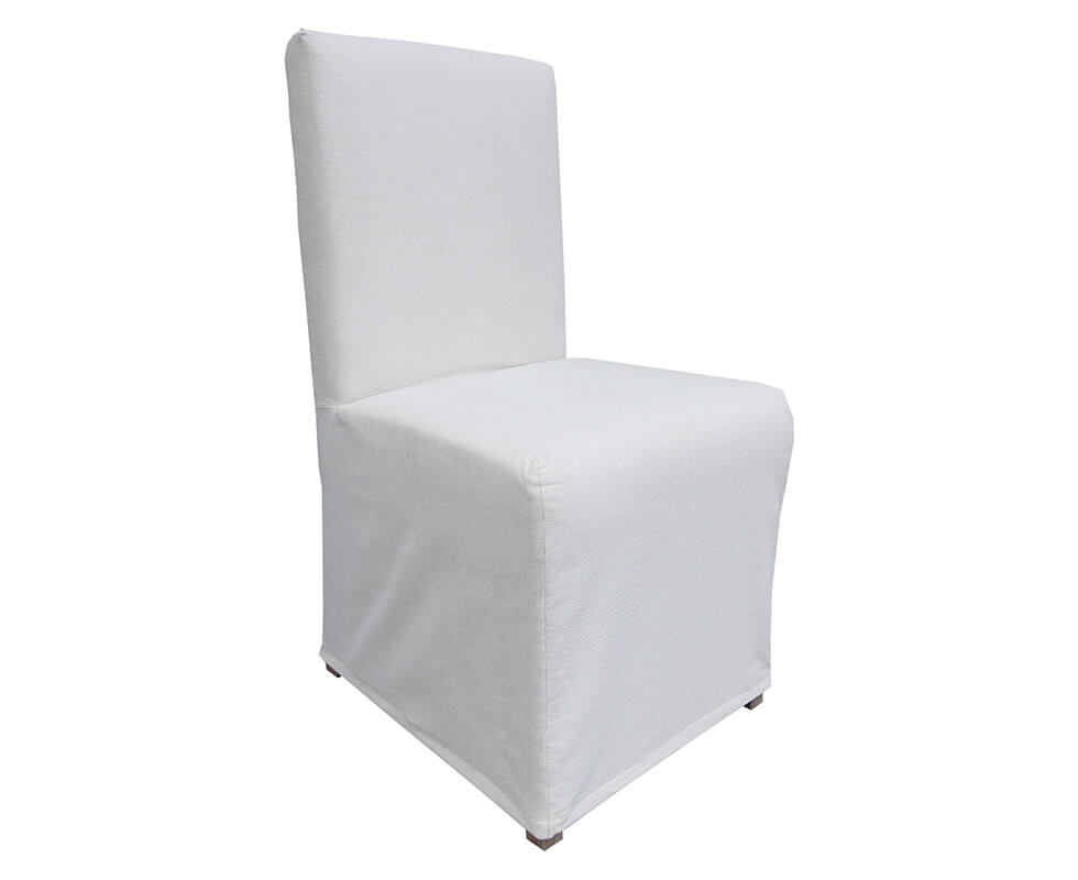 Pat Dining Chair With Skirt