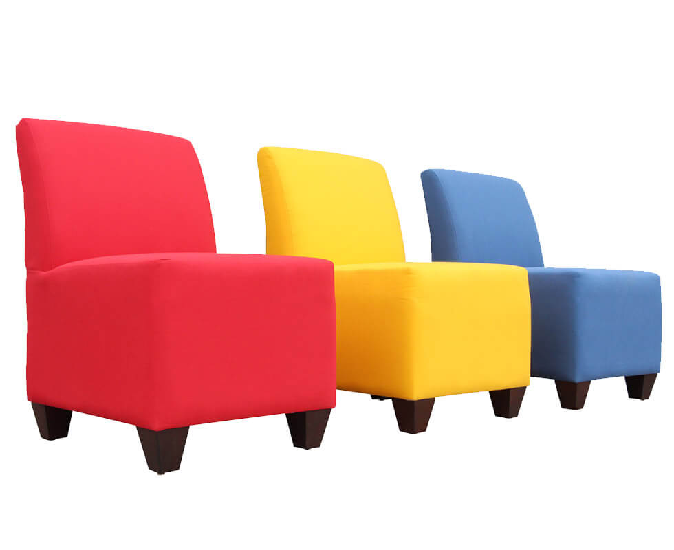 pop art lounge chairs
