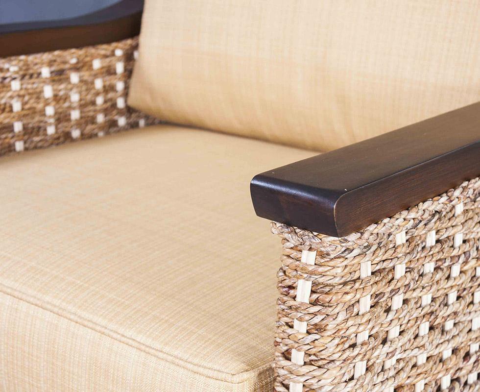 Jamber Lounge Chair Detail