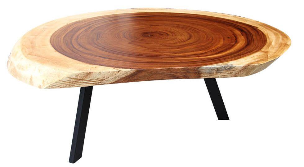 Bark Center Table