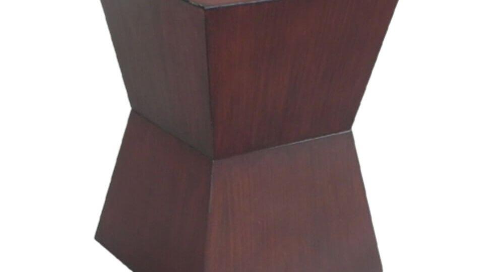 Pino end table